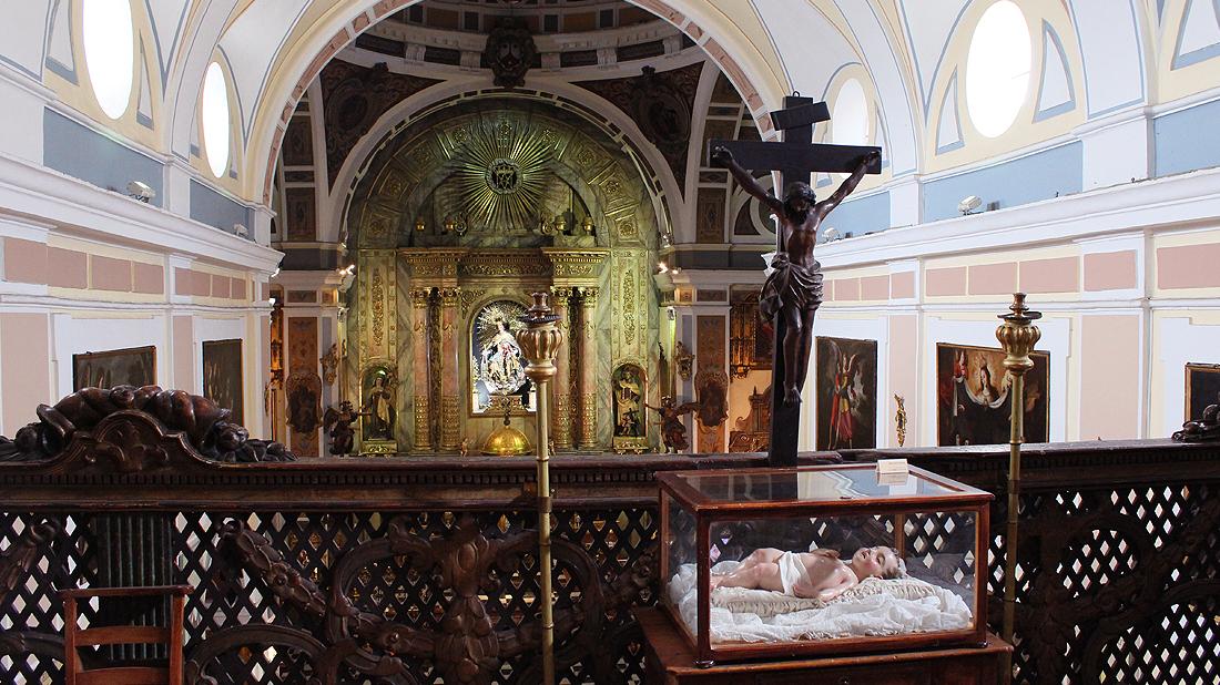 Iglesia Santo Ángel